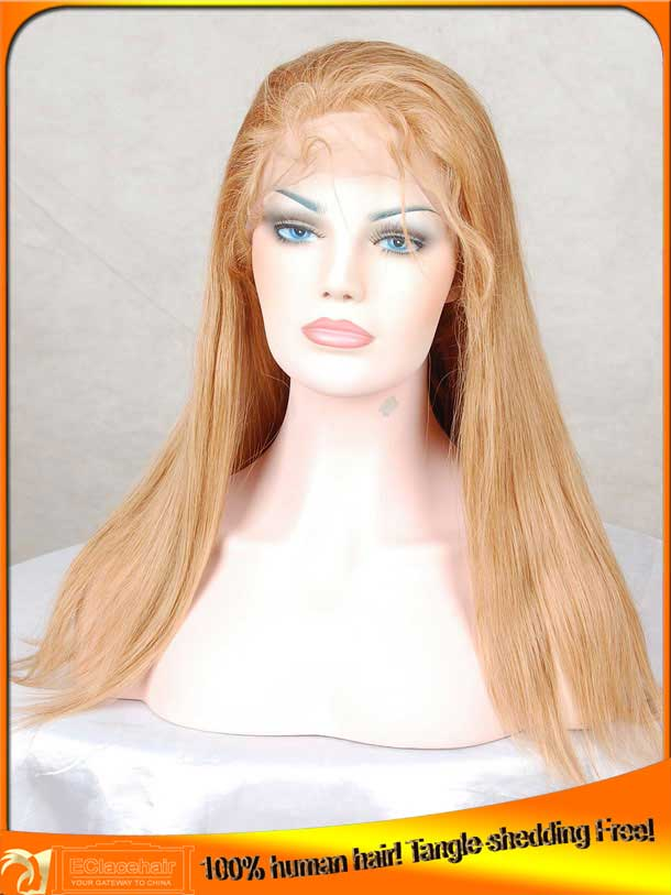 100%Mongolian hair lace wig,ship from hair factory