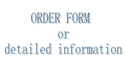 Order form for custom lace wigs