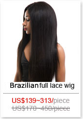 Malaysian hair full lace wig