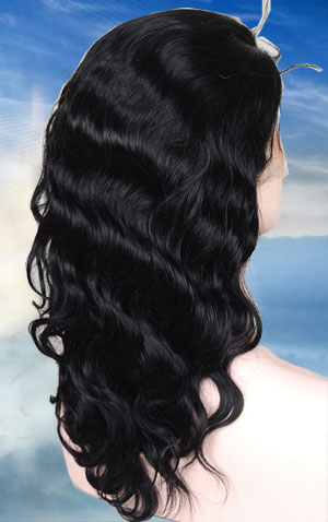 Body Wave Lace Front Wig Human Hair