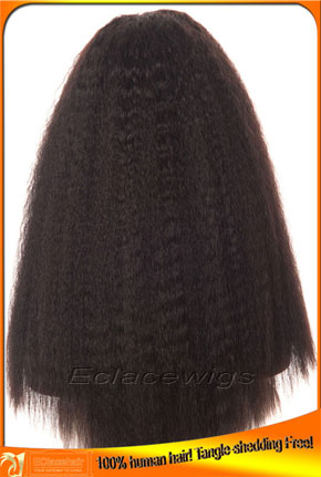 Kinky straight Lace Front Wig Human Hair,Wig Price