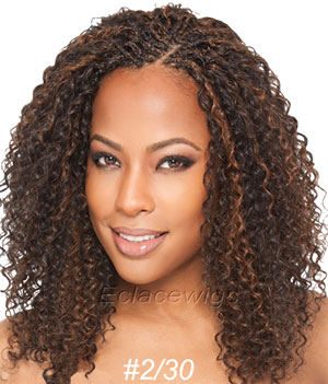 Kinky Curl Lace Front Wig Human Hair