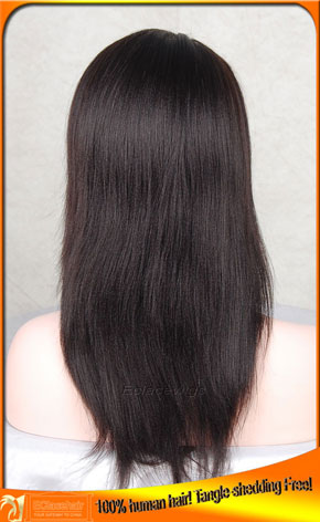 YAKI Straight Lace Wigs Human Hair