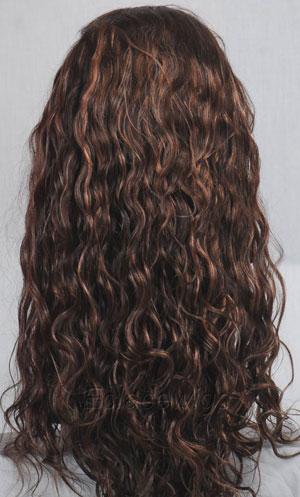 Virgin malaysian lace wig,match your spes.