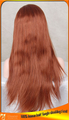 #33 Human Hair Full Lace Wigs Hair Factory