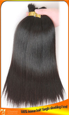 Stock Weft Hair,Factory Price,No Tangle