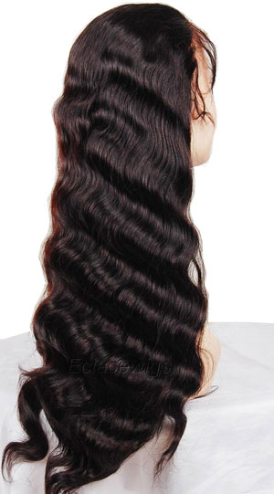 Human Hair Full lace wigs in stock