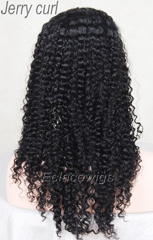 Curly  Human Hair Lace Wigs Factory