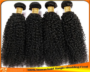 Wholesale Afro curl hair weaving,Factory price