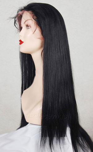 Brazilian Virgin Hair Full Lace Wig