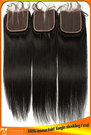 Brazilian Virgin Top closures in stock