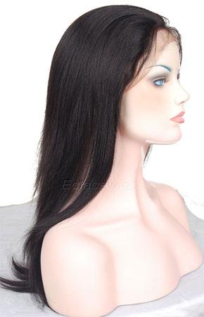 Straight   Human Hair Wigs Factory