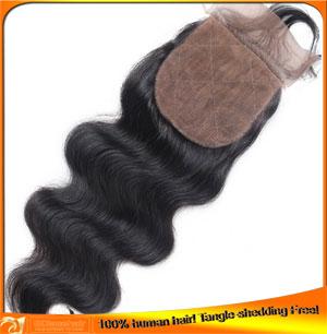 Body Wave Silk Top Closures