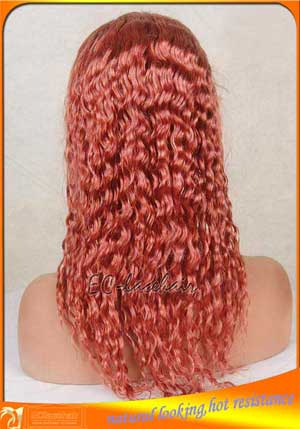 Color 350 human hair wigs
