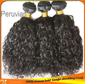 Deep curl hair wefts--100 grams,hair factory