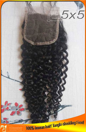 Virgin Hair Top Closures