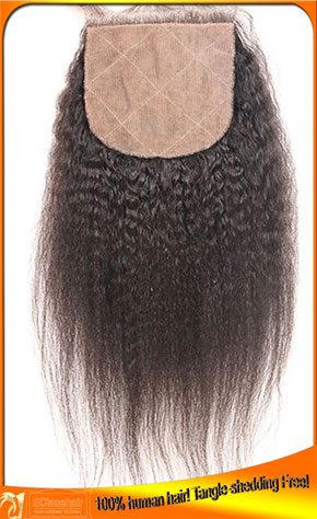 Silk Base Lace Top Closures