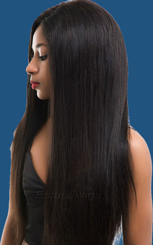Virgin Human Hair Full Lace Wigs High Quality