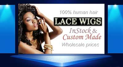 human hair lace wigs business