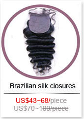 Brazilian Silk Closure Price