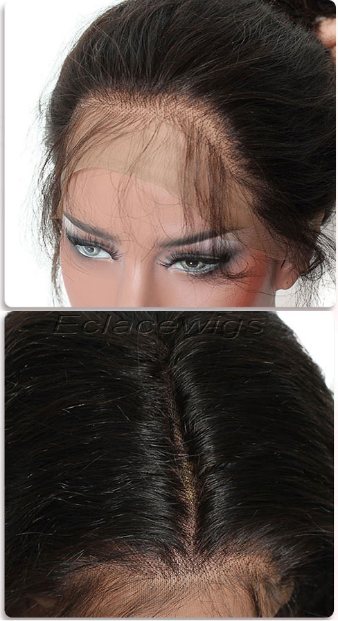 How To Fix The Front Hairline For Best Human Hair Full Lace Or Lace