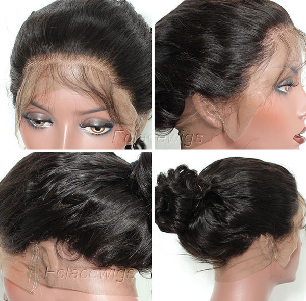 hairline of hairpieces