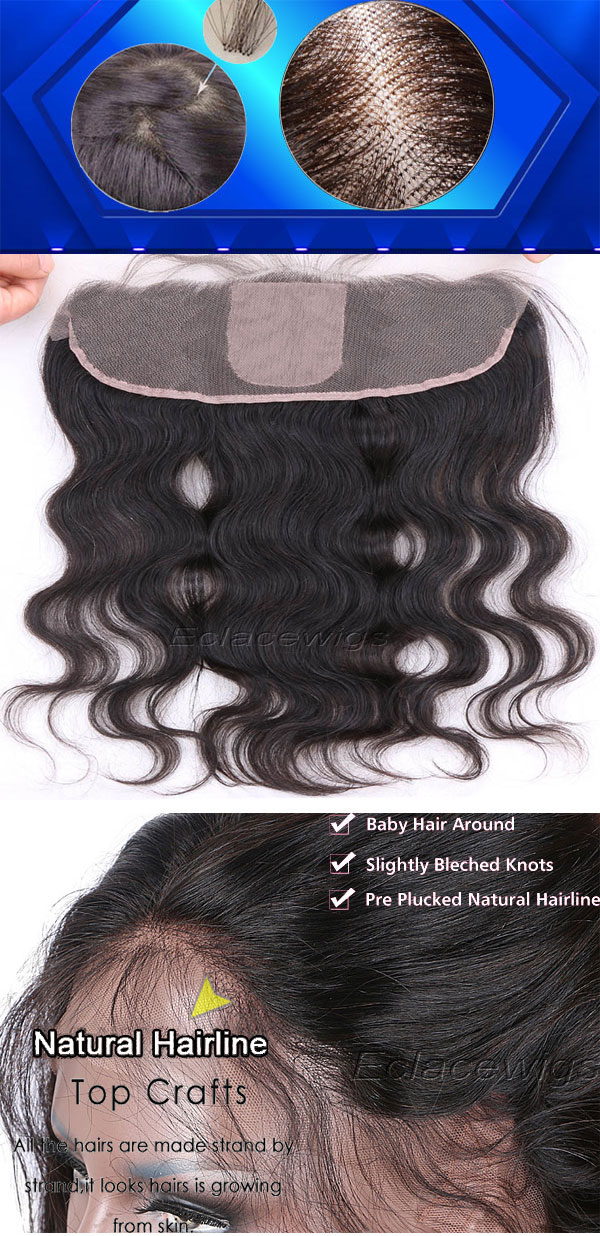 silk base lace frontal